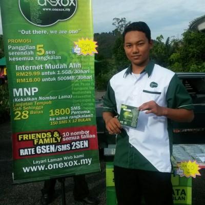Aqram Arefiq ONEXOX